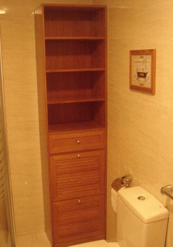 Muebles a medida muejosala complementos muebles de for Muebles colgados bano