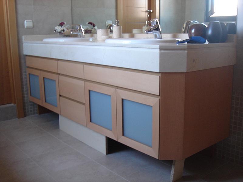 Muebles de ba o a medida muejosala - Medidas muebles bano ...